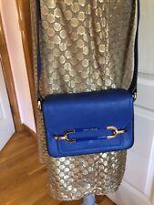 Henri Bendel Shoulder/Crossbody Bag, Blue New