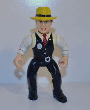 "1990 Dick Tracy 5"" Disney Playmates Toys Coppers & Gangsters Movie Action Figure"