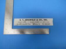 Vintage S.T. Griswold & Co. Inc, Williston VT, Concrete Block Calculator, S1904