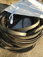 20mtrs of 50mm wide rubber belting