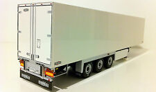 "WSI TRUCK MODELS,REEFER TRAILER CARRIER 3 AXLE ""CHEREAU"",1:50"