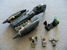 LEGO Star Wars Clone Wars - Rare General Grievous' Starfighter 8095 - Complete