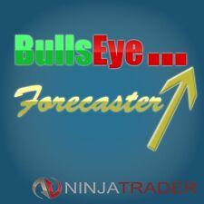BullsEye Forecaster:  LEADING INDICATOR for NinjaTrader.  Perfect for Forex!!!