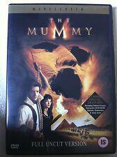 BRENDAN FRASER RACHEL WEISZ LA MOMIA 1999 Acción Horror sin cortar GB DVD