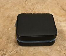 NEW Pottery Barn Teen Stay Charged Travel Accessories BLACK + BLUE