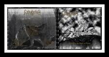 GRAVELAND CD 1997 NO COLOURS INFERNUM BEHEMOTH VELES NARGAROTH MGLA CAPRICORNUS