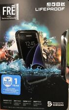 NIB Lifeproof Waterproof FRE Case Cover for Samsung Galaxy S8 - black/grey