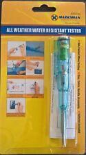 Marksman Todo Tipo De Clima Resistente al Agua Probador 68099 C