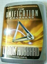 """The Unification Congress "" Lectures - L Ron Hubbard - Scientology - Nice Shape"