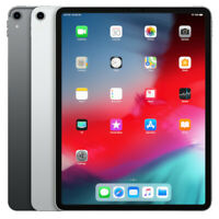 Apple iPad Pro 11in - 3rd Gen (2018) - 64GB 256GB 512GB 1TB - Wi-Fi - Two Colors