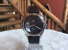 VINTAGE Titus Men's Watch. Mechanical Winding ,brown dial 17jewel, Swiss made