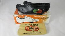 NEW Vintage MARRESI Italian Road Bike Leather Shoes, size: EU39 UK6.5 USA7, NIB