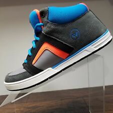 Shaun White Multi Color Mid Leather/Textile Athletic Casual Lace Shoes Men 7