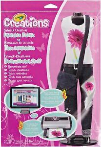 CRAYOLA Creations Printable Fabric Pack