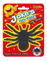 Spider And Fly Classic Jokes Novelty Party Stocking Filler Funnyman Jokes