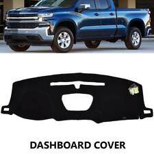 Dashboard Cover Dashmat For Chevrolet Silverado 2500 3500 GMC Sierra 1500 2020
