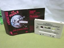 FOOLS World Dance Party cassette tape Massachusetts 1985 Manfred Mann cover