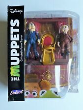 ACTION FIGURE 2 PACK DIAMOND SELECT 2016 THE MUPPETS STATLER AND WALDORF NEW