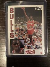 Michael Jordan 1992-93 Topps Archives #52 Chicago Bulls Rookie RC