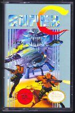 SUPER CONTRA Original Video Game Soundtrack CASSETTE Rare NES/Nintendo/Famicom