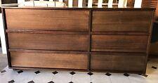 freedom Fitzroy 6 Drawer Dresser in Dark Ash orp $1600