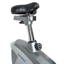 BodyMax U60 Upright Exercise Bike Grey
