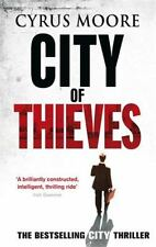 City Of Thieves - New - Moore, Cyrus - Paperback