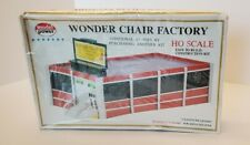 Ho Scale Wonder Chair Factory No. 458, Model Power, New In Sealed Box