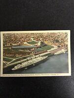 The Ocean Terminals & Hotel, Halifax, Nova Scotia Canada c1930 Postcard