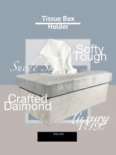 tissue box  cover holder luxury home decor' car decor' VIP style