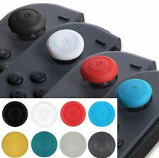 Thumb Grips Analog Caps for Nintendo Switch Lite Joy-Con - Black Red Blue White