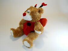"Ladybug Teddy Bear With Wings Soft Plush Stuffed Animal Doll Toy 18"" Valentine's"