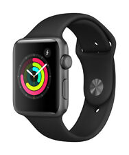 New Apple Watch Series 3 42mm Smartwatch GPS Aluminum Case Sport Band