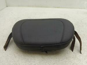 HARLEY DAVIDSON STUDDED MUSTANG SEAT PAD BACKREST SISSY BAR 8.75X11.5