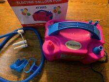 Electric Balloon Inflator Air Pump Blower Balloon Arch, Balloon Column Stand
