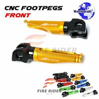 For R1150GS 1999-2003 R1200GS 2004-2012 Anti-slip Front Footpegs Pegs