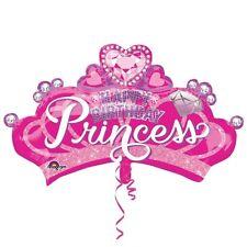 Articoli rosa Amscan per feste e occasioni speciali, tema principesse