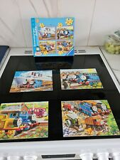 ravensburger  Puzzle Thomas And Friends X 4