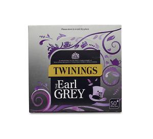 Twinings Earl Grey Envelope Tea Bags – 6 x 50 (300 bags) - shopcoffeeuk