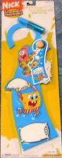New Spongebob & Patrick Make A 3-D Foam Door Hanger Kit Sealed Free Ship ! #1