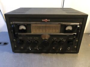 Collins 32V-3 Classic AM Transmitter Serial 777