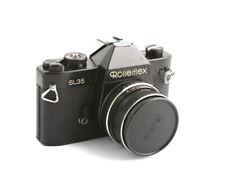 Rollei Rolleiflex SL35 (Singapore) Lens Carl Zeiss Planar 1,8/50