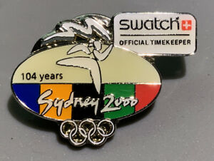 Collectors Pin SYDNEY 2000 OLYMPIC GAMES