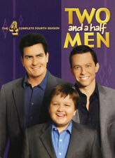 Two and a Half Men Comp Fourth Season 0883929017911 With Charlie Sheen DVD