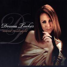 Donna Tucker - 'Round Midnight [New CD]