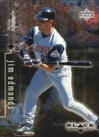 1999 Black Diamond Baseball Base Singles (Pick Your Cards)