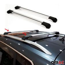 Roof Rack Cross Bars Luggage Carrier for Subaru XV Crosstrek Impreza 2013-2017