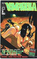 VAMPIRELLA (1992 Harris Comics) #3  'SIGNED' EDITION  ADAM HUGHES