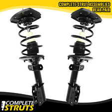 98-02 Oldsmobile Intrigue Rear Quick Complete Struts & Coil Springs w/ Mounts x2