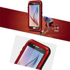 LOVE MEI Gorilla Glass Shockproof Waterproof Aluminum Metal Case Cover For Phone